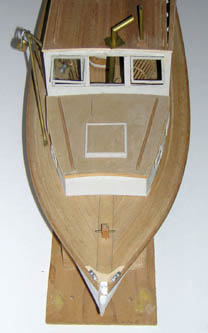 George Glazer Gallery - Antiques - Lobster Boat Model