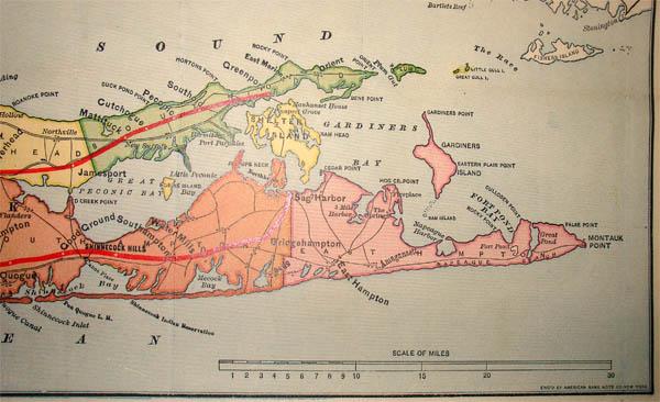 George Glazer Gallery - Antique New York Maps - Long Island ...