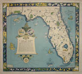 Sold Florida and Southeast Maps
