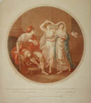 Venus Presenting Helen To Paris, After His Retreat From Combat With Menelaus