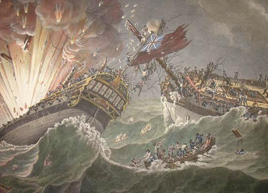 George Glazer Gallery Antique Maritime Prints