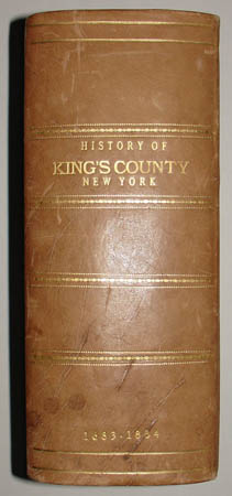 Book, Huge, Illustrated History of Brooklyn, 1683 to 1884