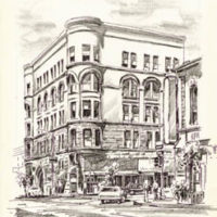 Downtown San Diego Street Corner