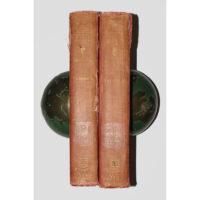 Stevenson, Terrestrial and Celestial Globes, bindings