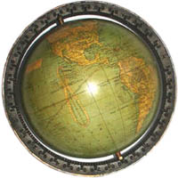 Globes by Century