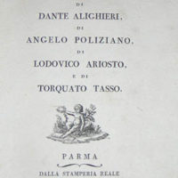 Illustrious Italians Antique Book