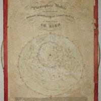 Planisphere, Planisphère Mobile Simplifié