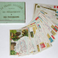 Map Cards, Instructional