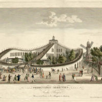 Promenades Aeriennes, Jardin Baujon
