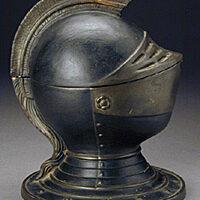 Humidor, Knight Helmet