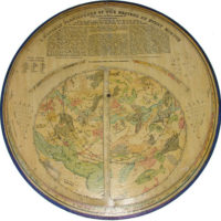 Planisphere, Henry Whitall