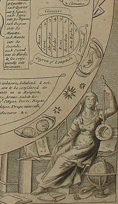 Detail of Cosmography and Astrology