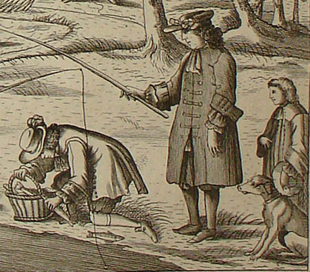 Detail of Angling