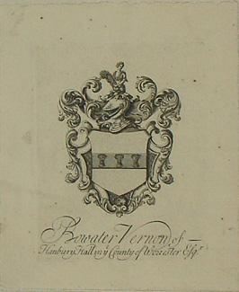 Bowater Vernon Bookplate