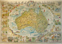 Australia Maps & Views