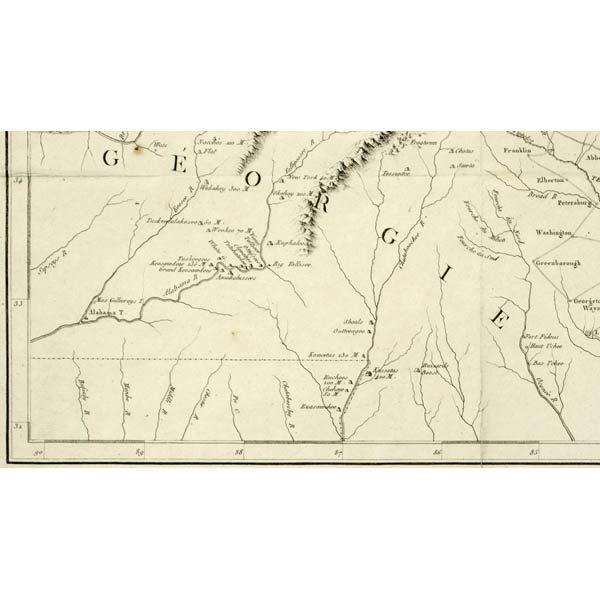 Detail of Georgia