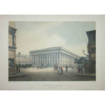 View of the French Stock Exchange