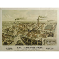 Merck's Laboratories & Works