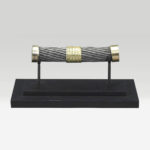 Atlantic Cable on custom stand