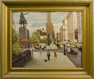 Plaza, Central Park South