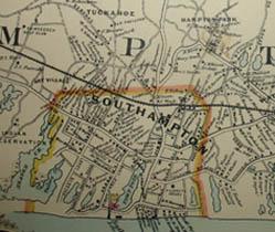 Hyde Long Island Map detail
