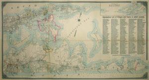 Hyde Long Island Map