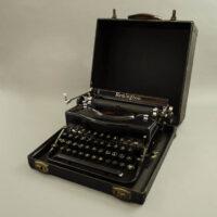 Remington Portable Typewriter, Model 1