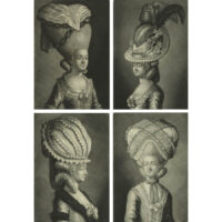 18th Century Hats and Hairstyles