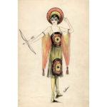 Monkhouse Archer Costume