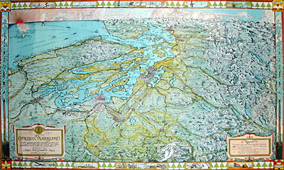 George Glazer Gallery Antique Maps The Evergreen Playground