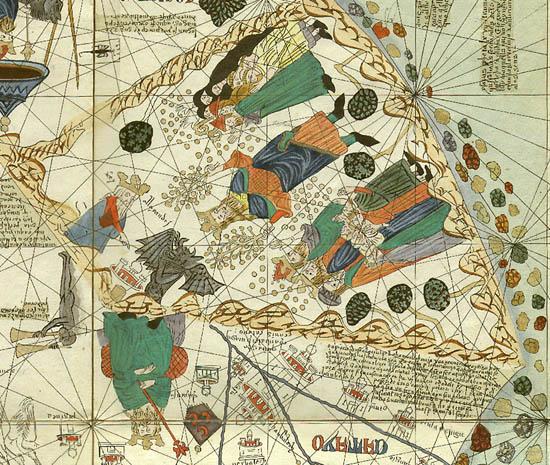 George Glazer Gallery - Antique World Maps