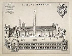 Circus Maximus Aufbau
