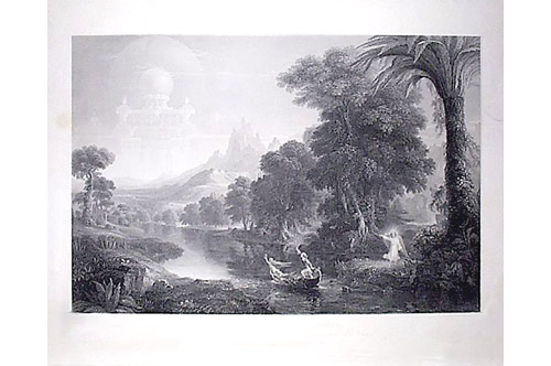 293f8e684e George Glazer Gallery - Antique Prints - After Thomas Cole, The ...