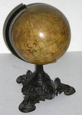 how to use a celestial globe