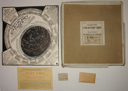 Planisphere, Rare Northern Hemisphere in Original Box