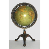 Beckley Cardy Co./ G.W. Bacon & Co. Ltd., 8-Inch Table Globe