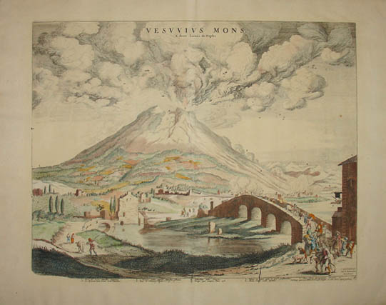 Views, Mt. Vesuvius and Lake Avernus