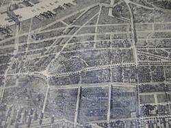 Upper Manhattan, Bird's-Eye View Panorama
