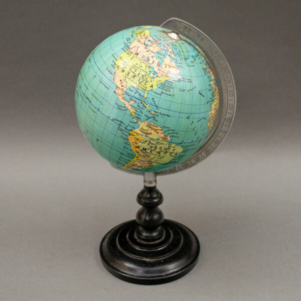 Columbus Verlag Paul Oestergaard 4-Inch Terrestrial Globe