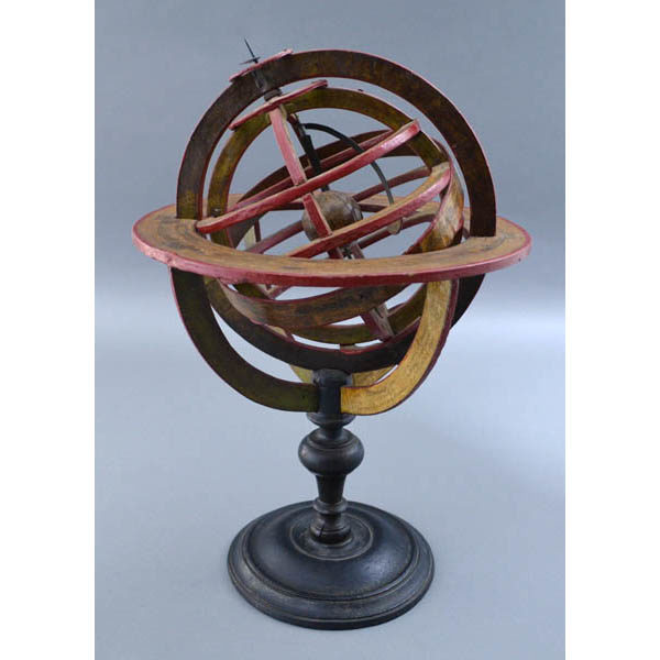 Louis-Charles Desnos Ptolemaic Armillary Sphere
