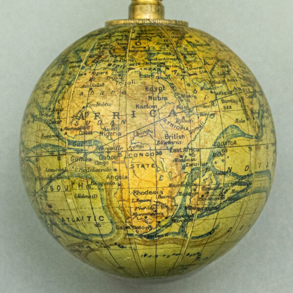 Forest Globe Lighter, Africa Detail