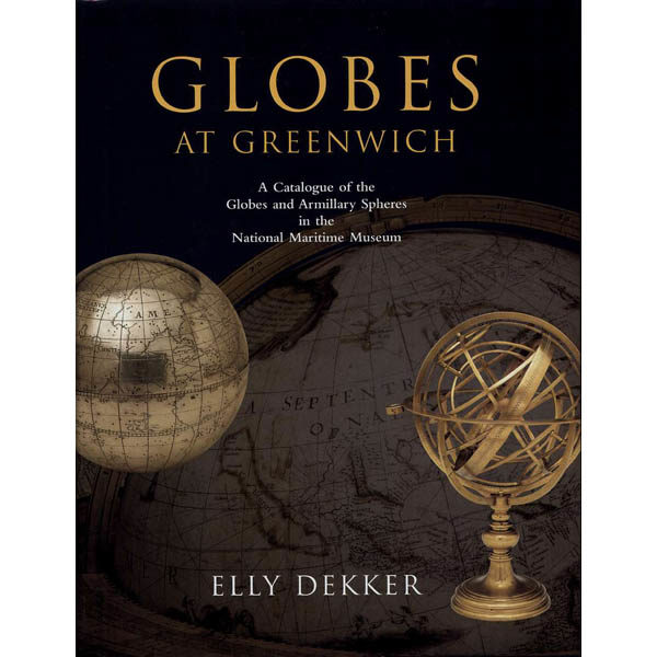 Globes at Greenwich book cover