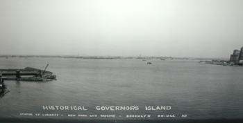 Photo Panorama, Governors Island, New York