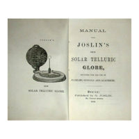 Joslin New Telluric Globe Manual