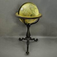 Charles Copley/ Gilman Joslin 16-Inch Terrestrial Floor Globe