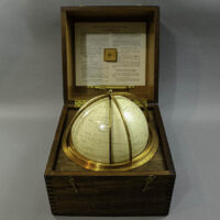 Kelvin & Hughes 7-Inch Star Globe, Epoch 1975