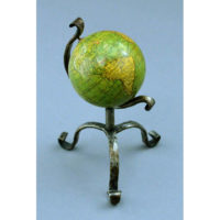 Nicolas Lane 2.75-Inch Terrestrial Globe