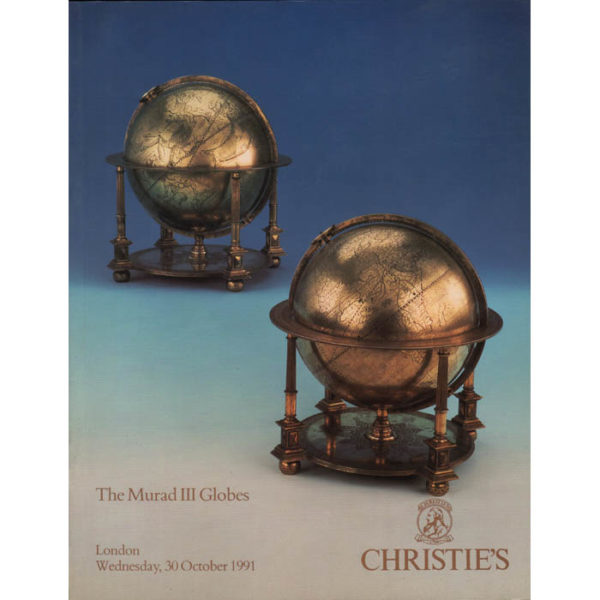 The Murad III Globes