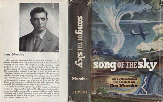 Song of the Sky book dust jacket