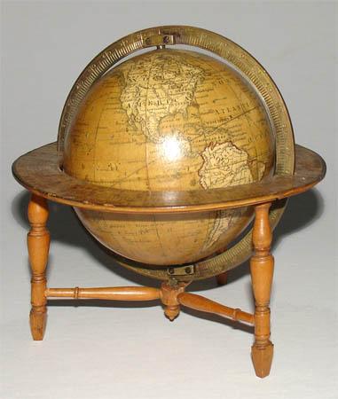 Newton 3-Inch Terrestrial Pocket Globe